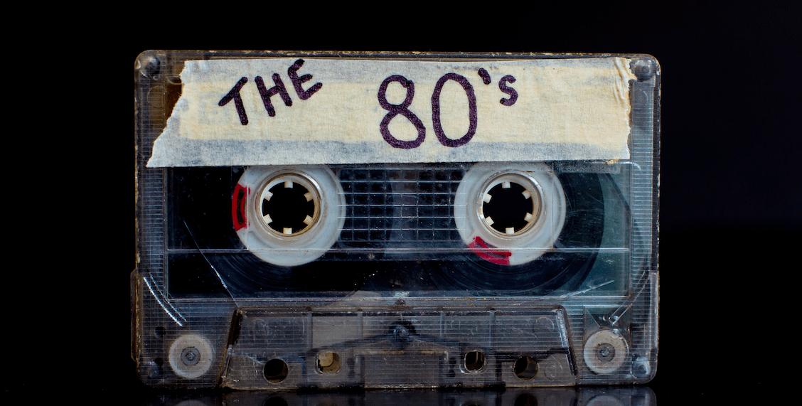 80er Hits drei Worte
