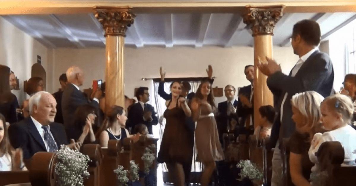 Hochzeit Dr. Alban Tanz
