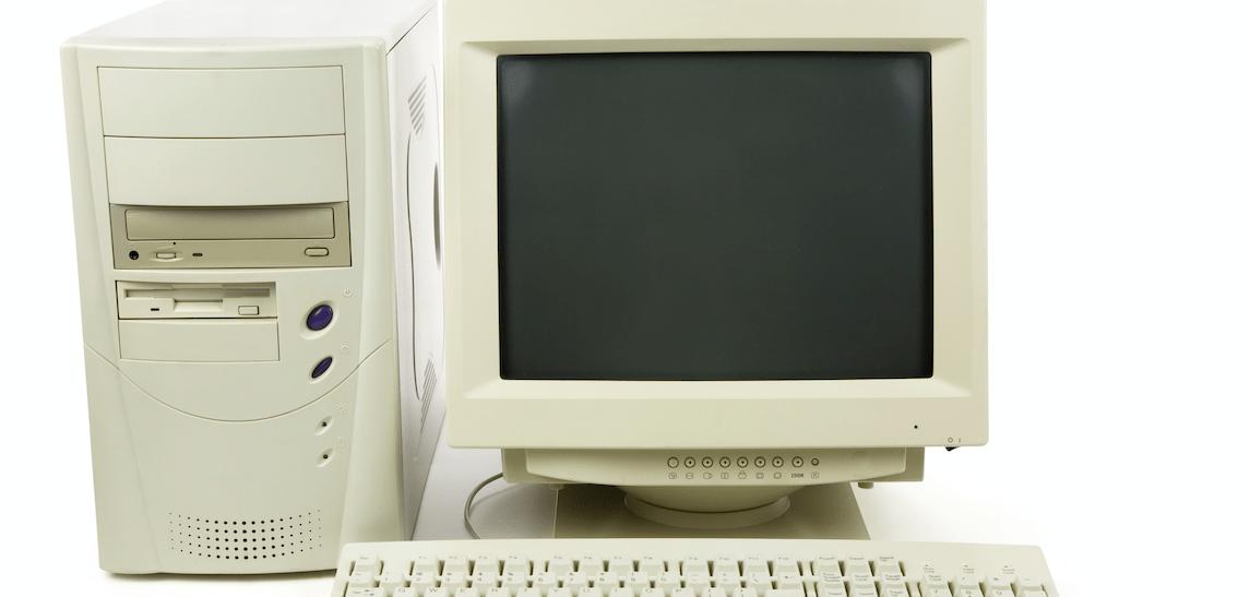 Alter Media Markt Prospekt 90er