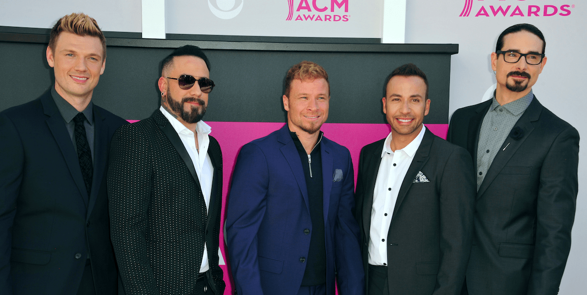 Backstreet Boys Fashion Fails