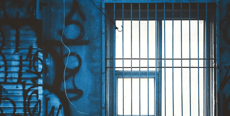Hinter Gittern damals heute