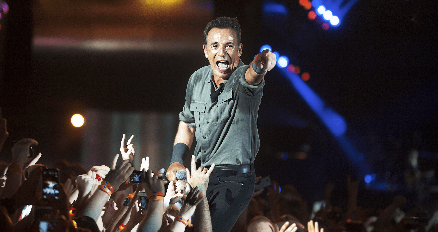 Bruce Springsteen DDR 1988