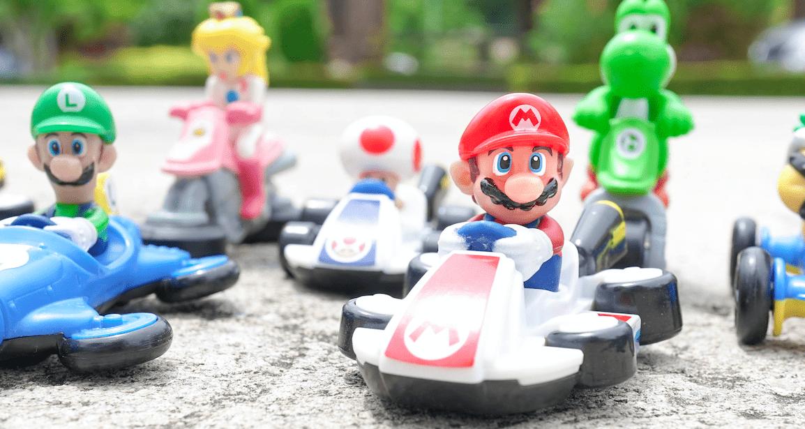Mario Kart Tweets