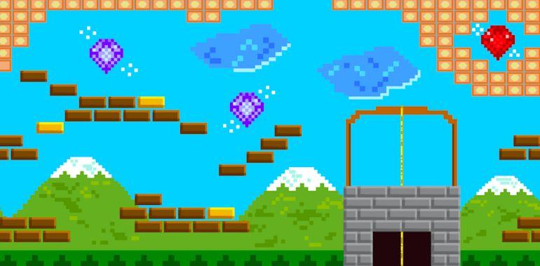Erfolgreiche 80er Videospiele heute