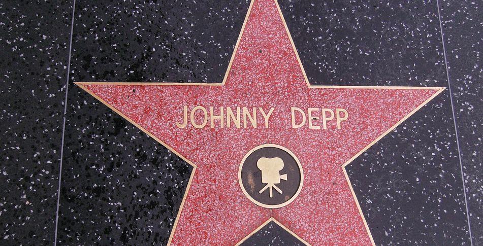 Johnny Depp im Wandel der Jahre