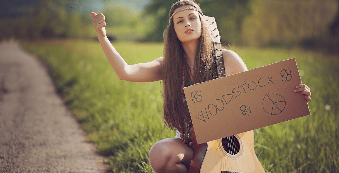 Neuauflage Woodstock