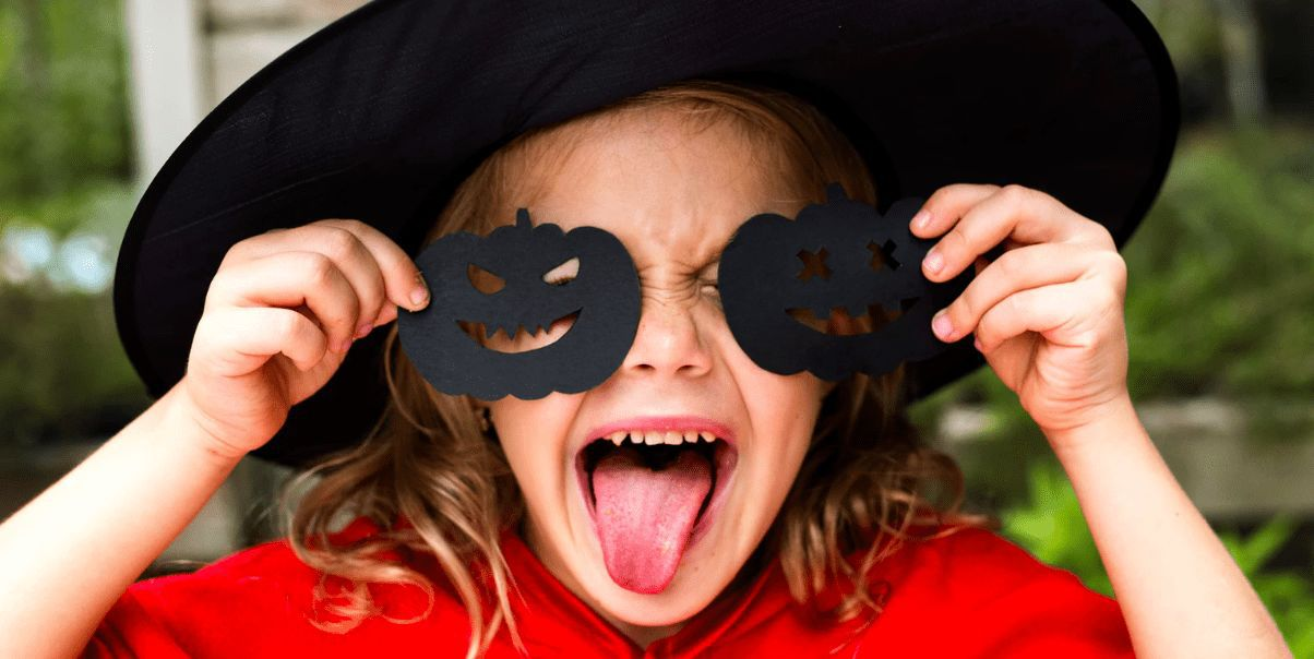 Promikinder Halloween