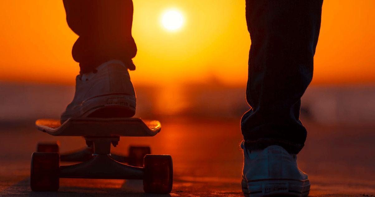 Skater-Szene Berlin 90er