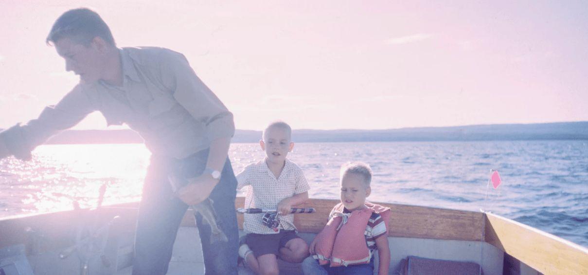 Urlaub mit der Familie 80er 90er