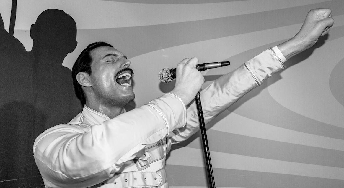 Anekdote Freddie Mercury Elton John