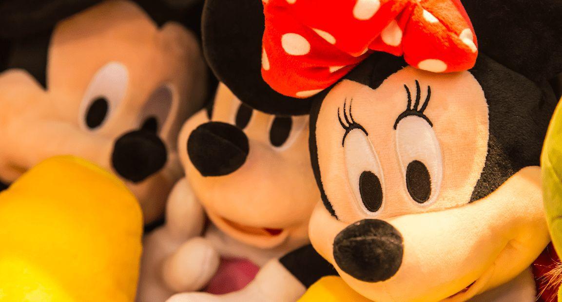 Disney Charaktere modern