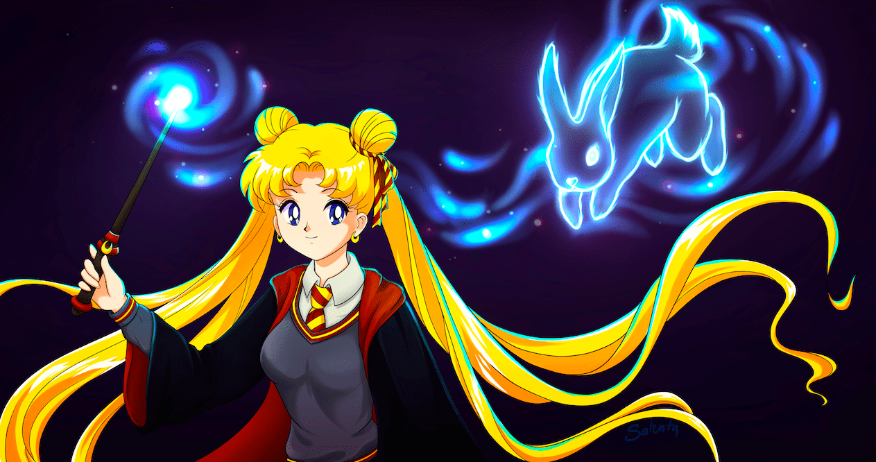 Disney-Prinzessinnen Sailor Moon