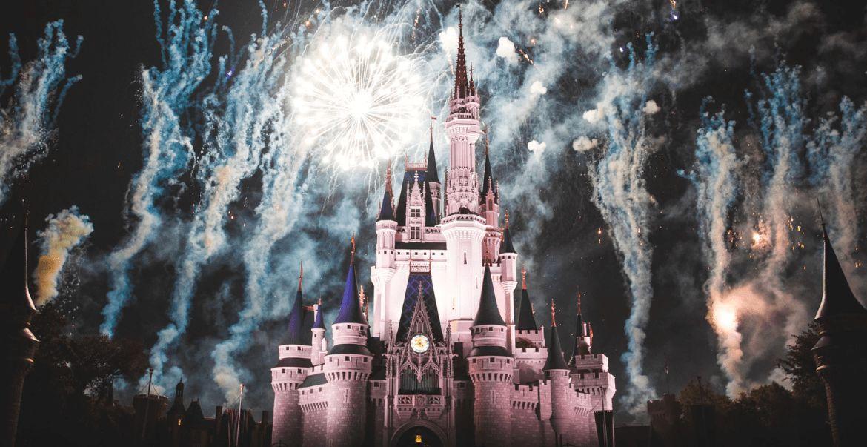 Eröffnung Disneyland