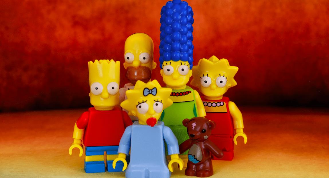Fehler Simpsons