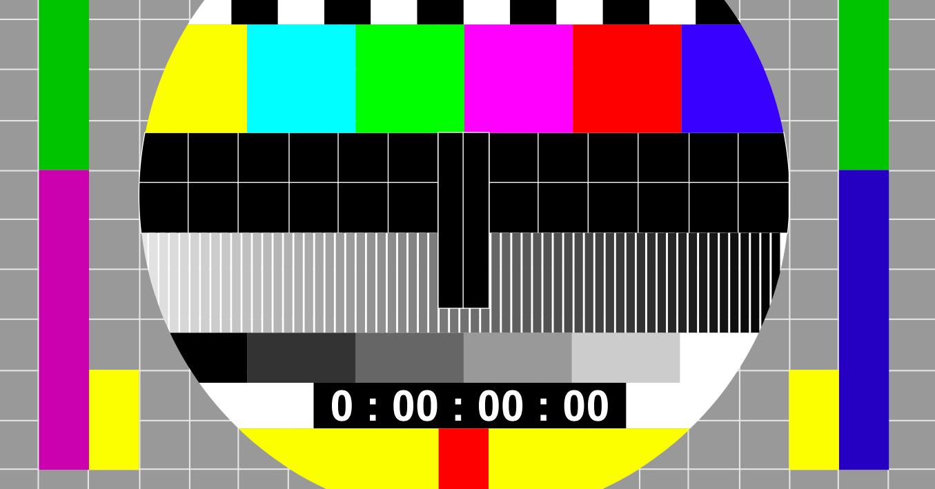 Fernsehen früher
