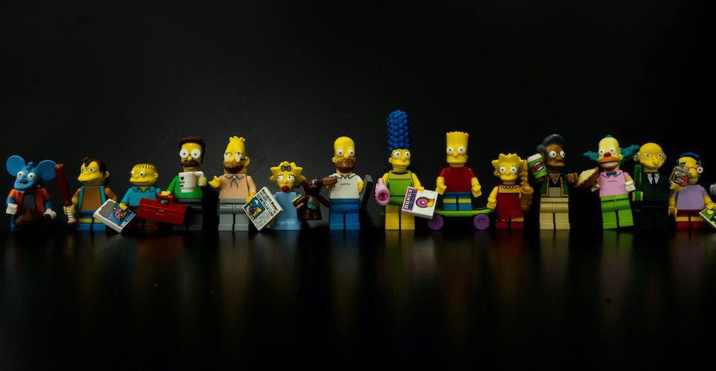 Simpsons Apu weg