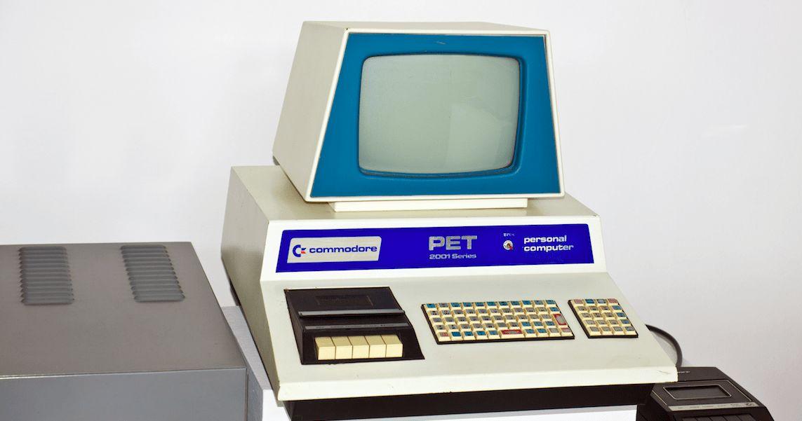 Technik Kindheit 80er