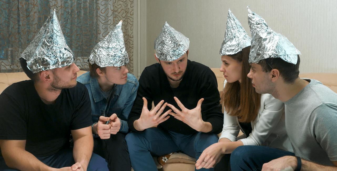 Verschwörungstheorien Cartoons