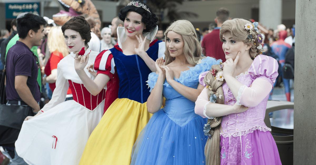 So verwegen würden diese 6 Disney-Prinzessinnen als Piraten aussehen!