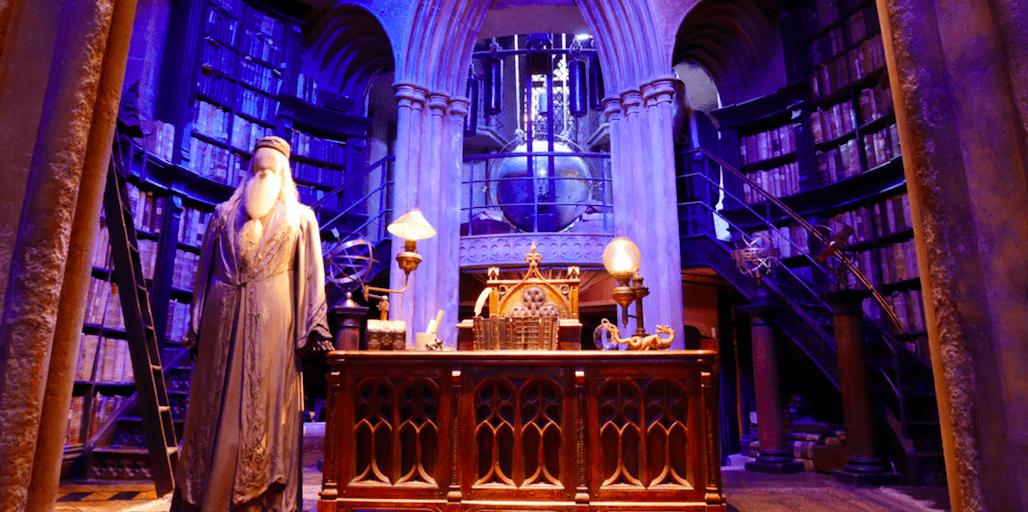 Dumbledore Dummheiten