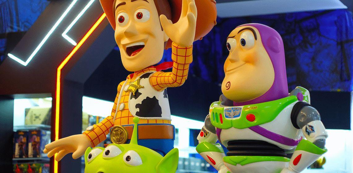Eastereggs Disney Pixar