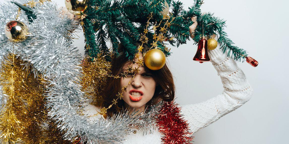 Fails an Weihnachten