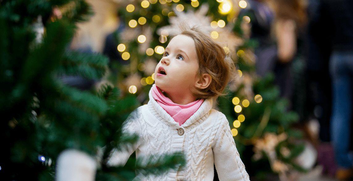 Schönste Disney Weihnachtsbäume