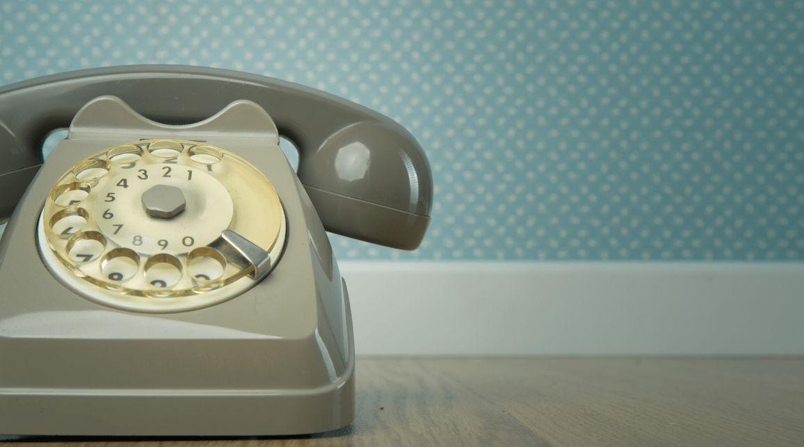 Telefon 70er