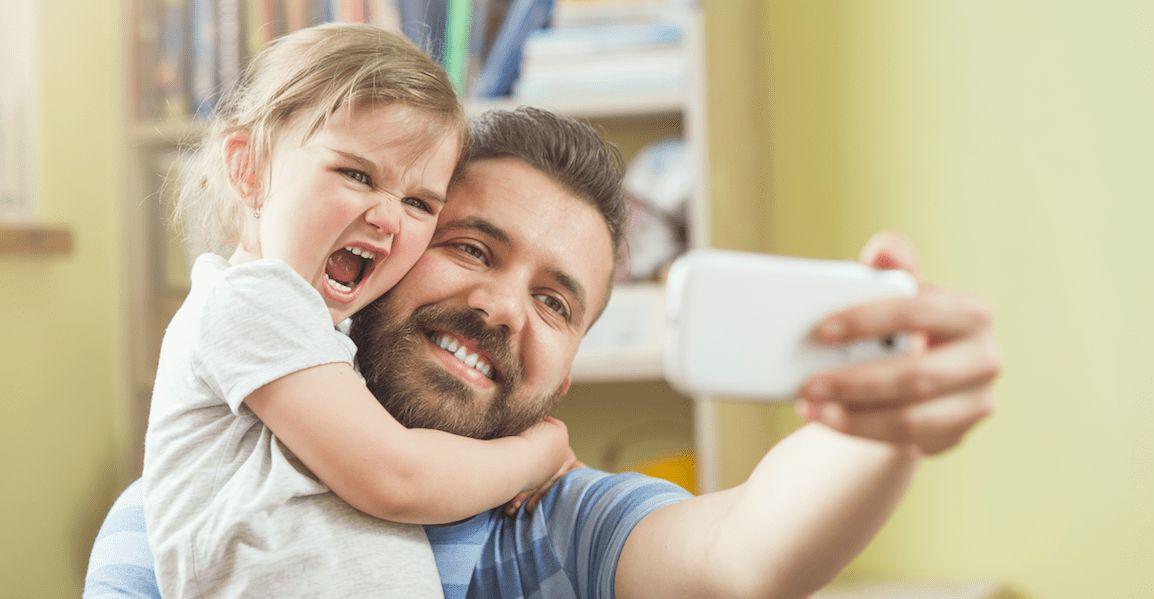 Vater sein