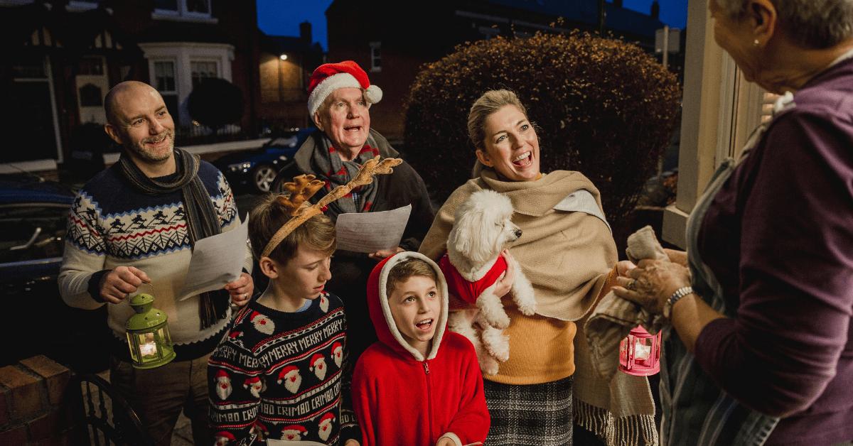 Weihnachtslied Charakter Quiz Weihnachten Singen Nervig