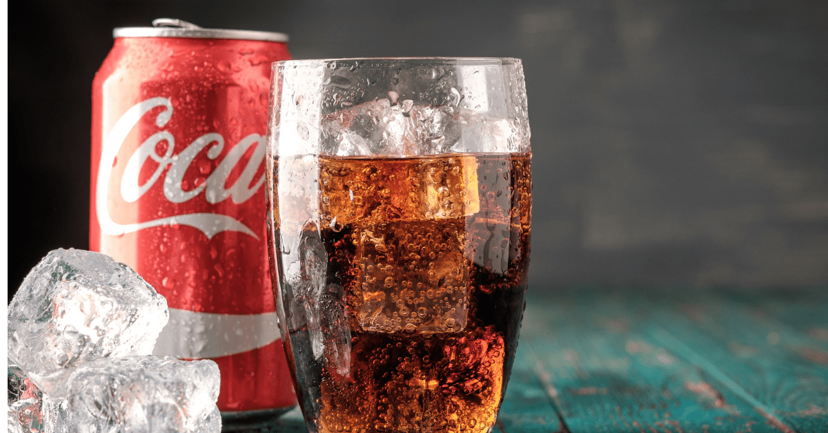 Coca Cola Getränk Trinken Logos Marken