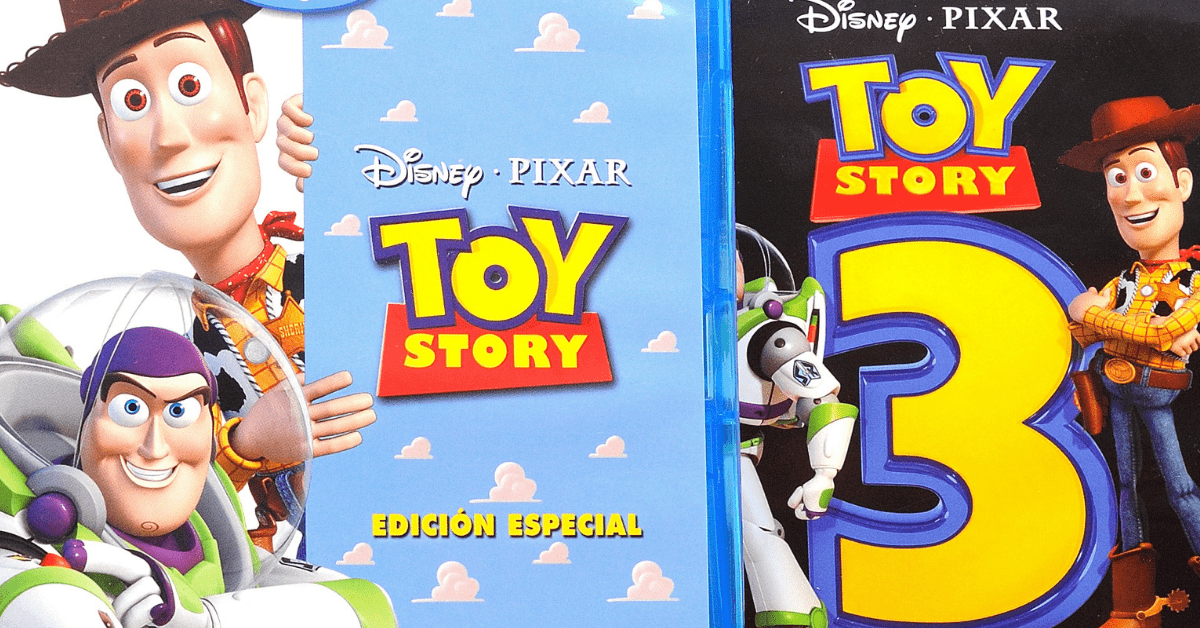Toy Story Film Quiz Figur Pixar