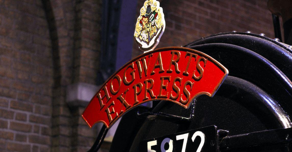 Disney-Figuren Hogwarts