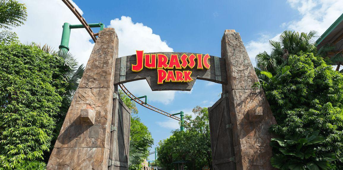 Fakten Jurassic Park