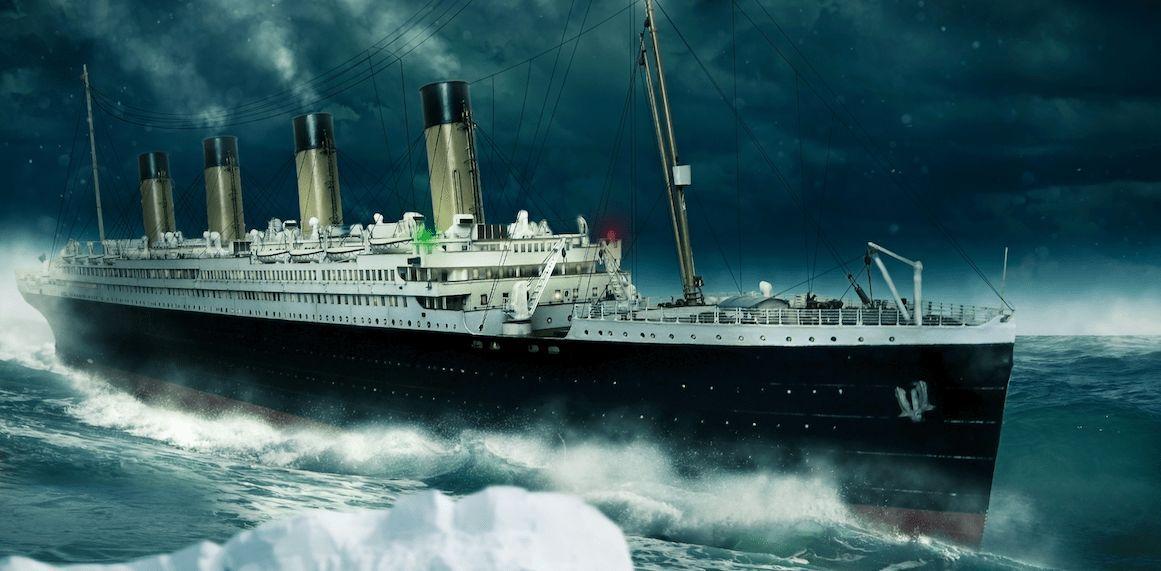 Fakten Titanic
