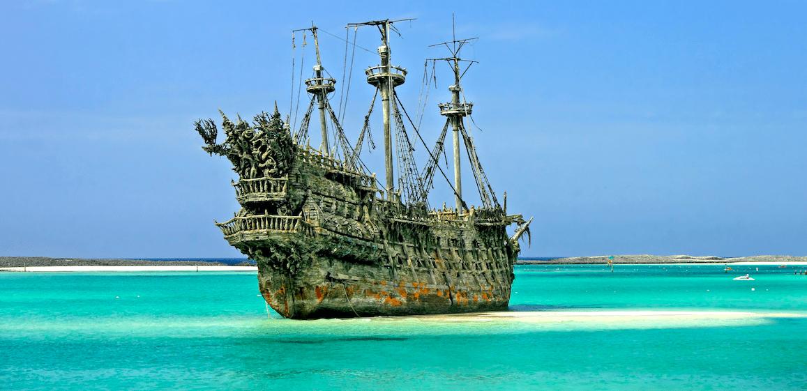 Fehler Fluch der Karibik