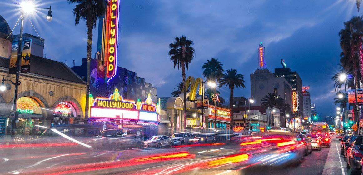Hollywood vor Social Media