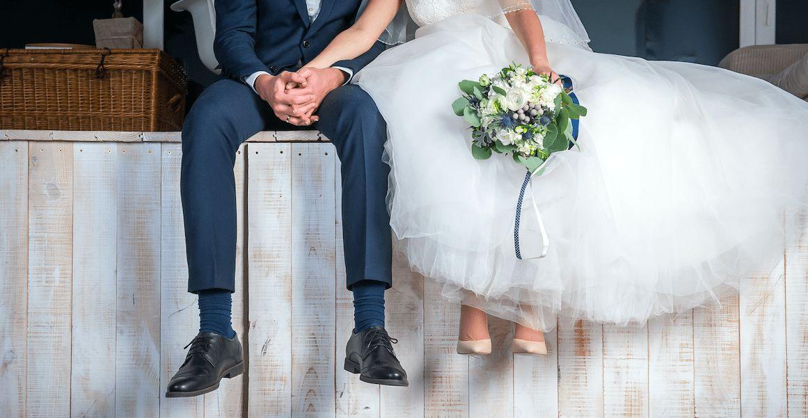 Schöne Hochzeitsfotos