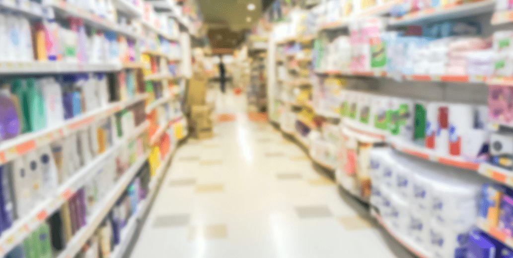 Supermärkte aus der Kindheit