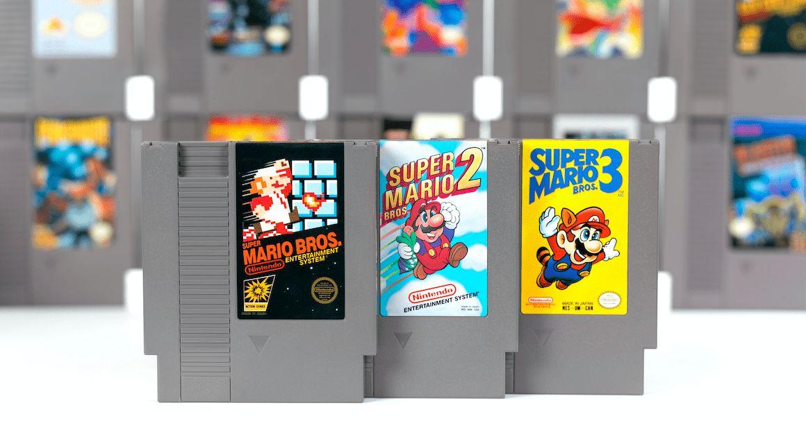 Versteckte Super Mario-Details