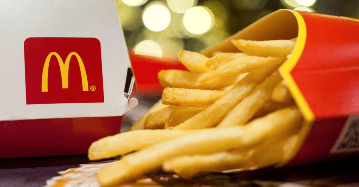Mcdonalds Burger für 1€ besser machen!