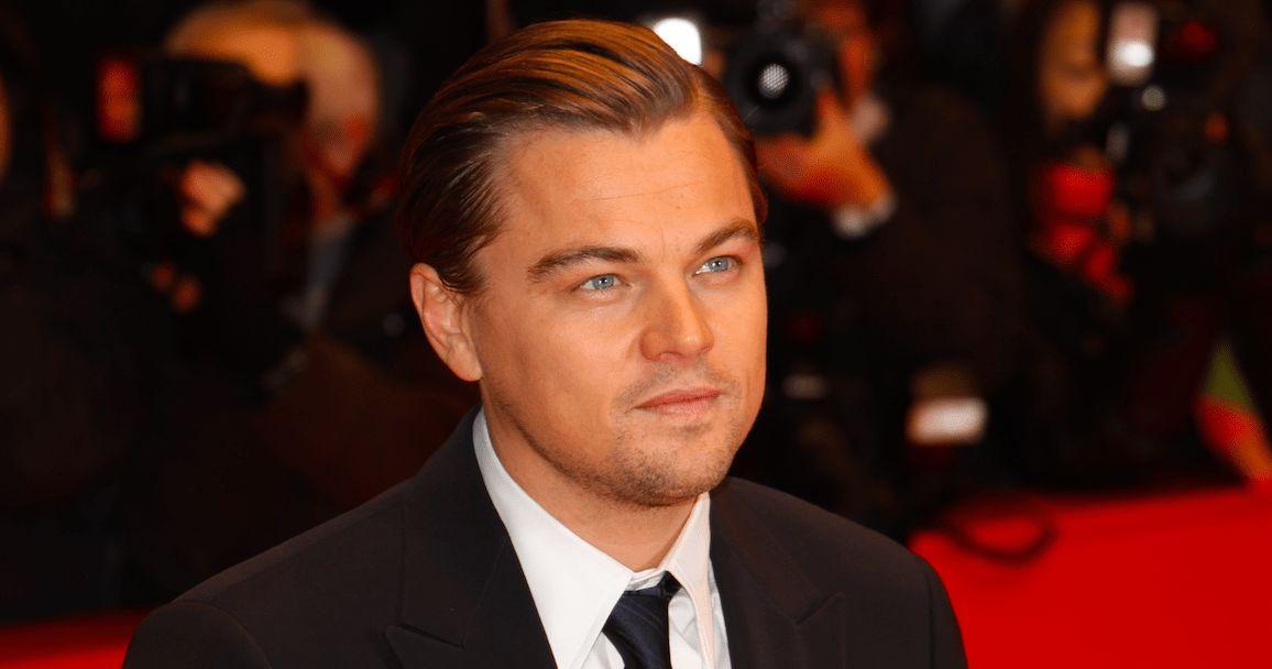 DiCaprio in Alltagsszenen