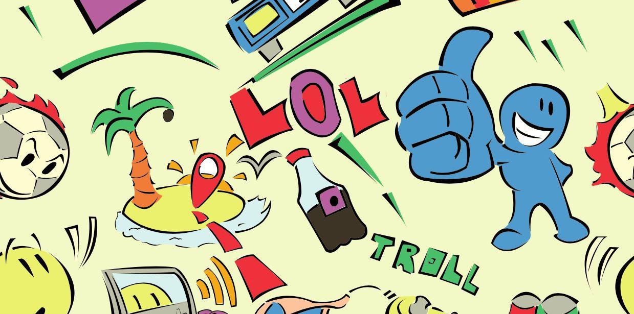 Dreckige Witze Cartoons