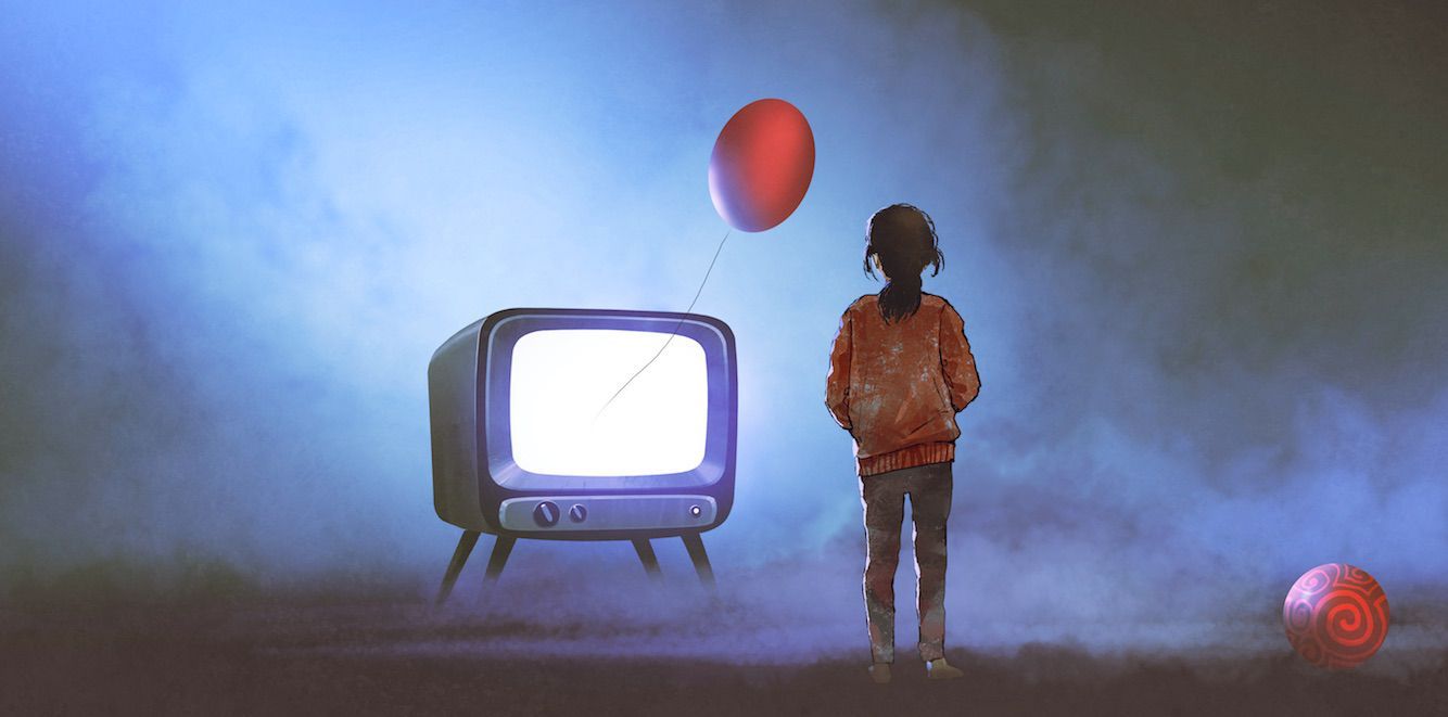 Gruselige Szenen aus Kinderfilmen