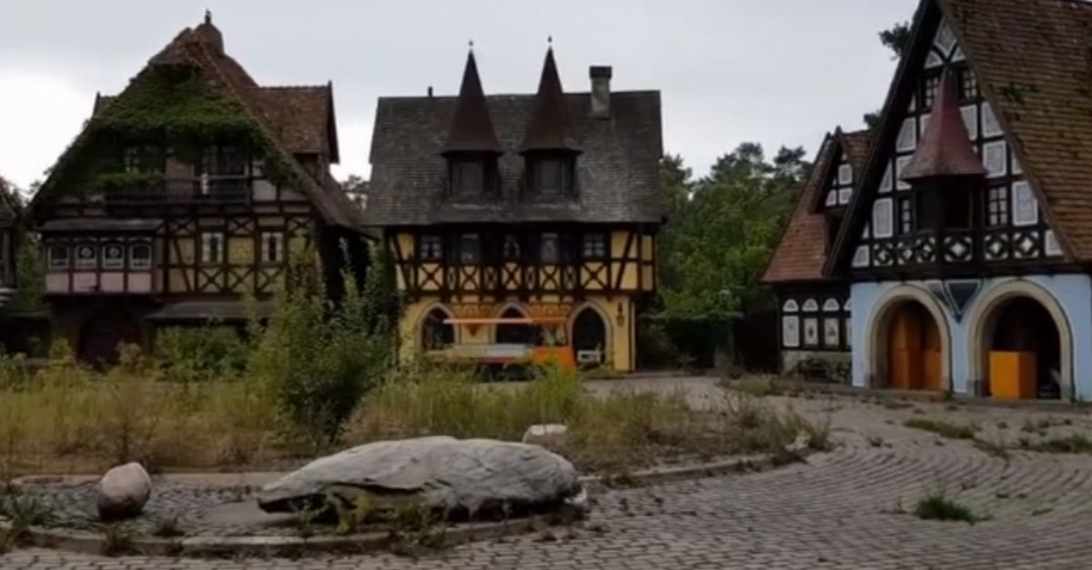 Lost Places im Heide Park