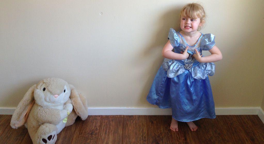 Disney-Prinzessinnen als Mütter