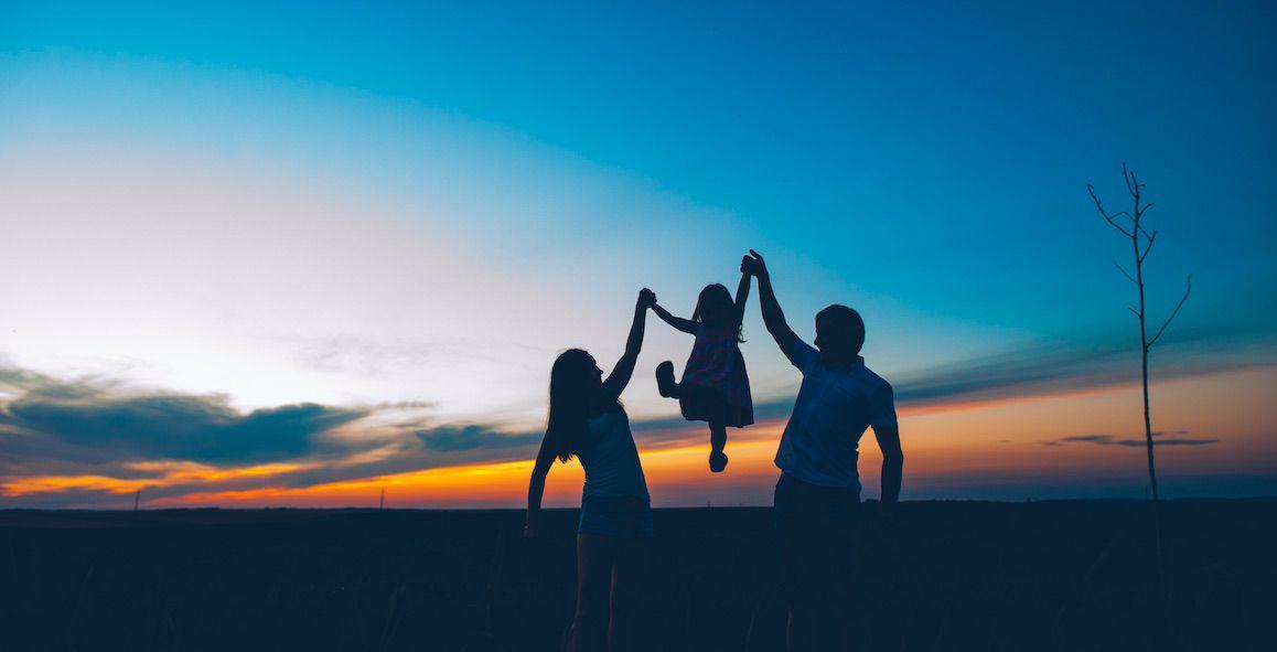 Momente mit der Familie