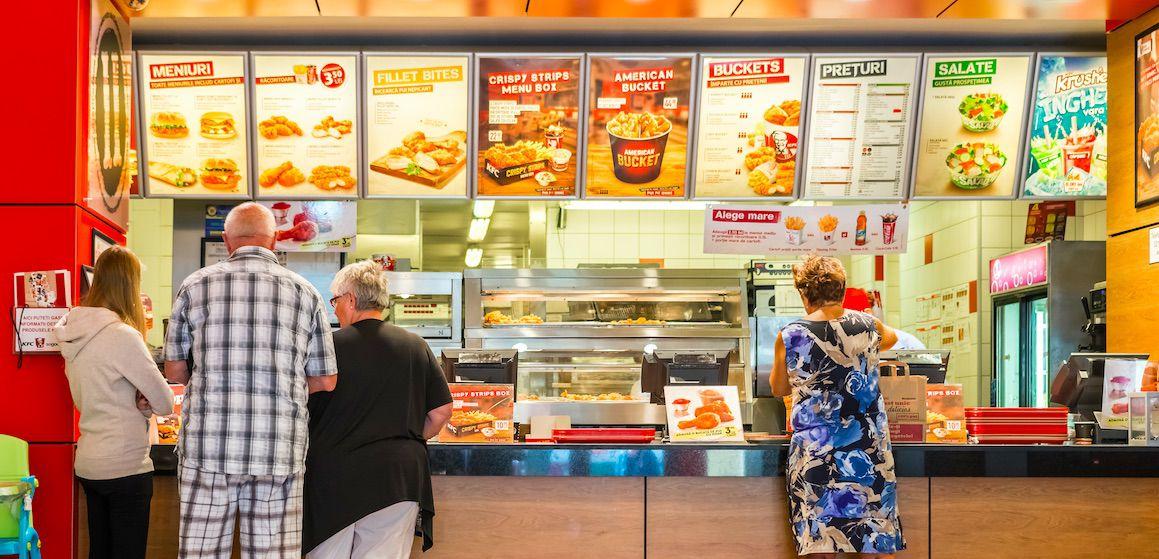 Stars und Fast Food Jobs
