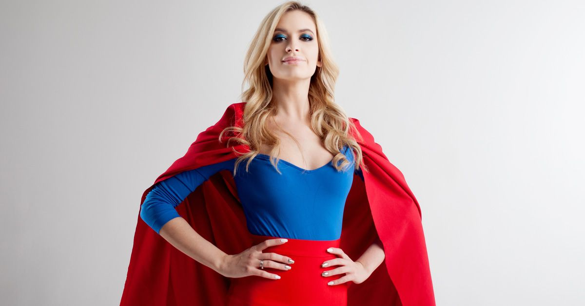 Warum Mütter superhelden sind