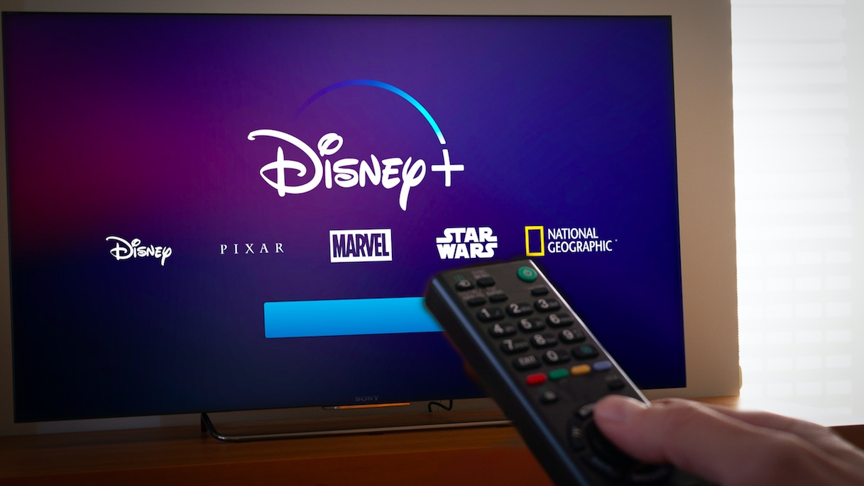 Disney mit Streamingdienst Disney+